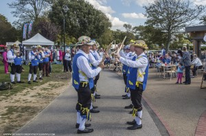 SDFF15 - Martlet Morris Men