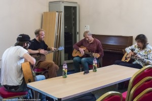 SDFF15 - Guitar Workshop
