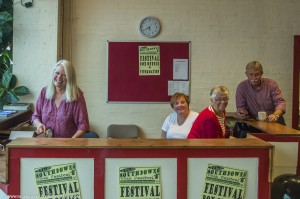 SDFF15 - Information Desk