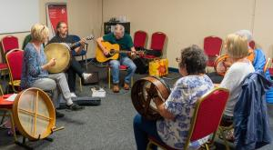 SUNDAY Bodhran Workshop-2