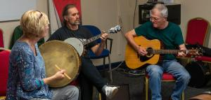 SUNDAY Bodhran Workshop-3